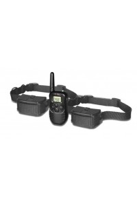 Remote Training Collar - 2 Dog System (PT717B)