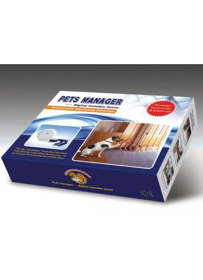 Containment Area – Pets manager Indoor access control (PT-03)