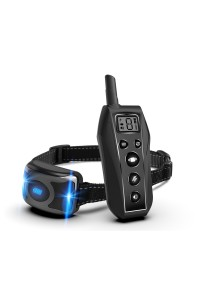 Remote Training Collar -  waterproof & rechargeable  (PT700)