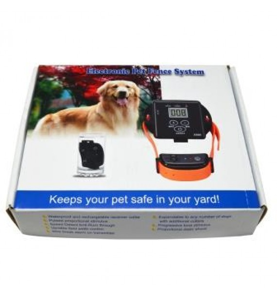 In Ground Wired Waterproof Invisible, Above Ground Wireless Fence For Dogs