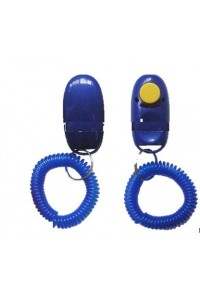 Pet Clicker Trainer  and  wrist strap (PT720)